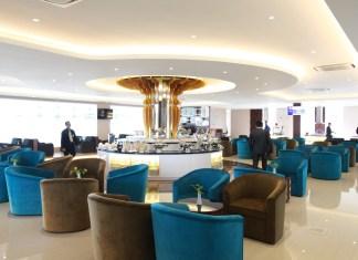 Concordia Blue Sky Lounge Surabaya