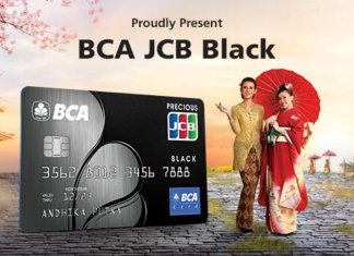BCA JCB Black bca diskon grab
