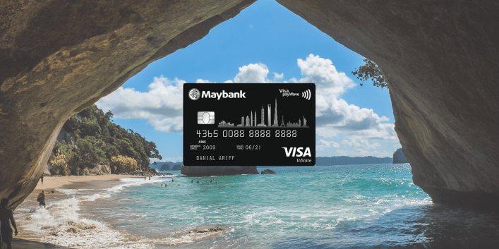Kartu Kredit Maybank Visa Infinite