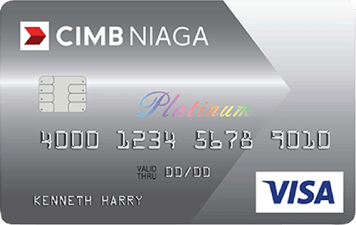 Review Kartu Kredit Cimb Niaga Visa Travel Card Points Geek