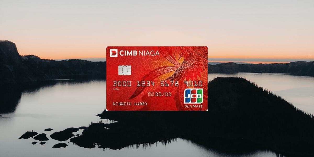 Kartu Kredit CIMB Niaga JCB Ultimate