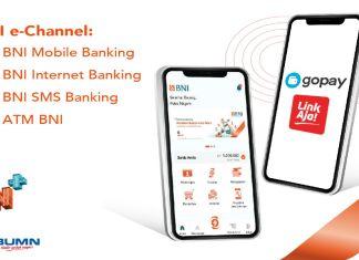 BNI Poin+ mobile banking