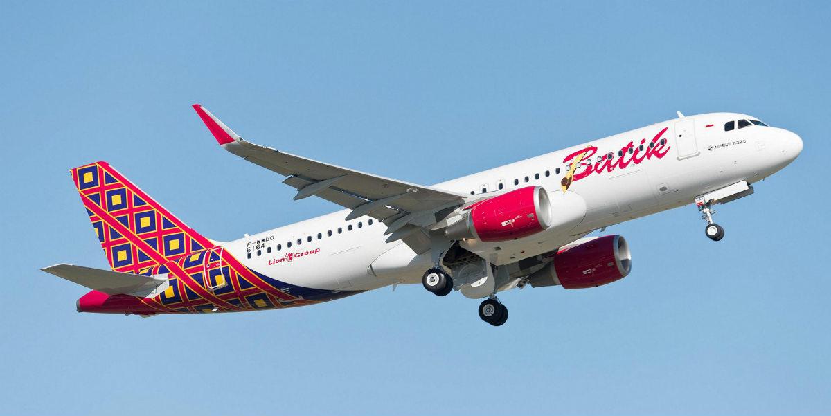 Penumpang Batik Air Yang Terbang Pada 14 Mei 2020