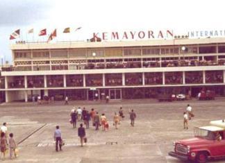 Bandar Udara Internasional Pertama