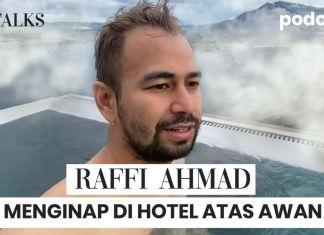 Travel Secrets RAFFI AHMAD
