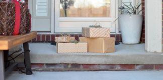 Membersihkan Paket Belanja Online