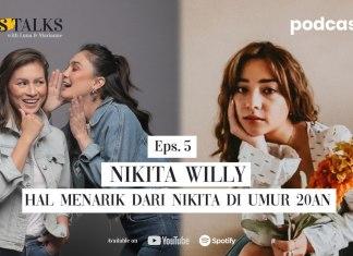 TS TALKS Nikita Willy