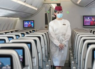Qatar Airways Protective Kits 3
