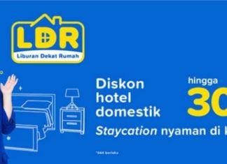 Diskon Hotel tiket.com