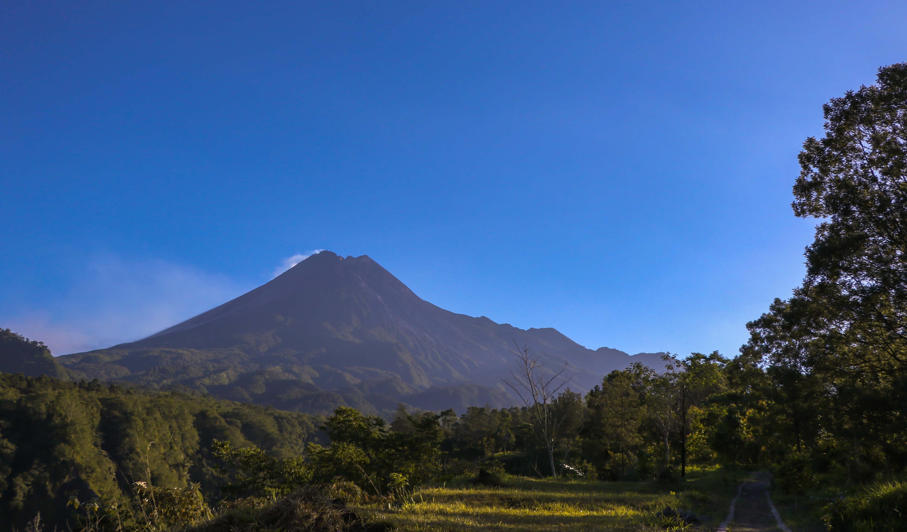 Wisata di Lereng Merapi