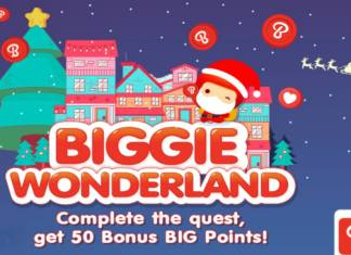 BIGGIE Wonderland BIG Loyalty