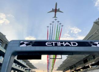 Formula 1 etihad airways etihad guest miles