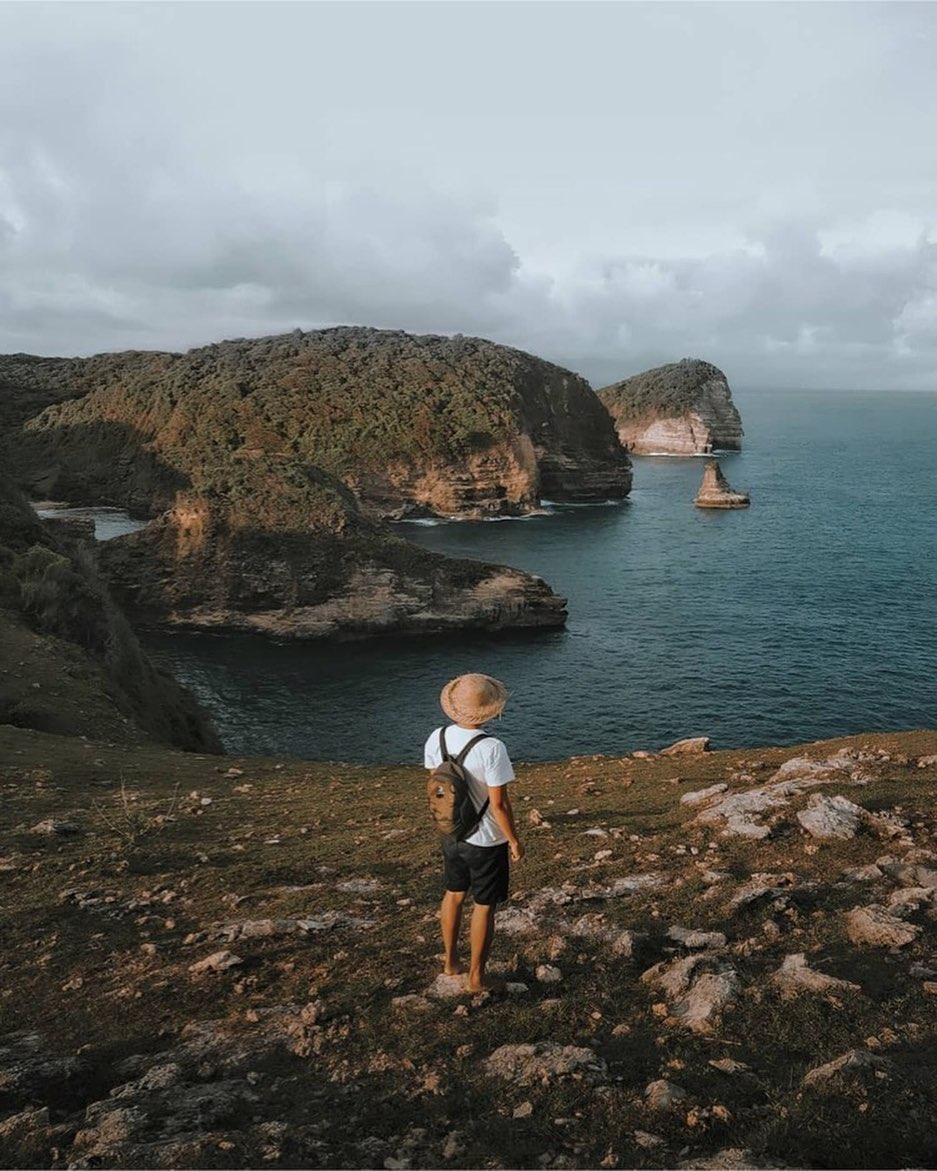 4 Pantai Tersembunyi di Lombok, Wajib Masuk Bucket List 2021