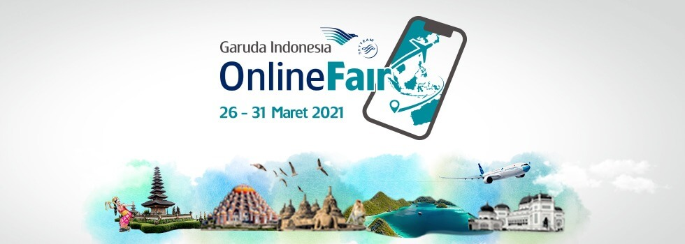 Garuda Indonesia Travel Fair BCA