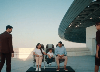 Video Keselamatan Etihad Airways
