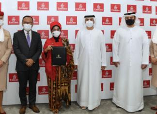 Indonesia dan emirates dukung pariwisata
