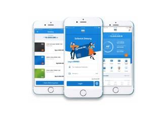 BRImo Aplikasi Buka rekening