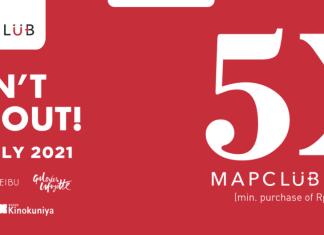Bonus Poin MAPCLUB Juli 2021