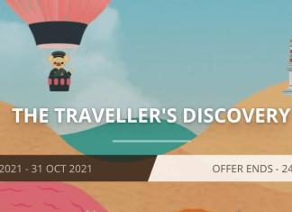 asr Ascott Star Rewards The Traveller's Discovery
