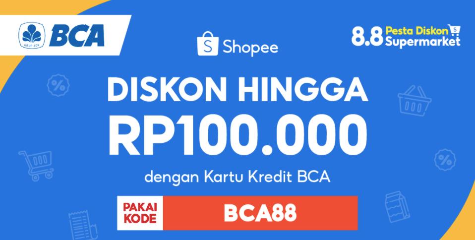 BCA Shopee