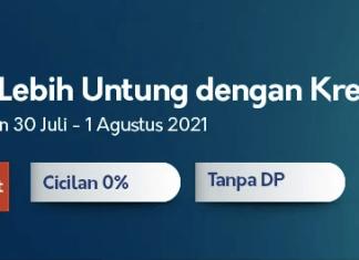 Garuda Indonesia Kredivo Juli Agustus 2021
