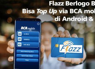 Flazz Bca kartu