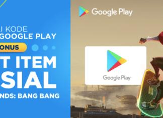 DANA voucher google play mobile legends bang bang agustus 2021