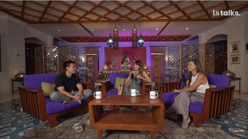 Baim Wong TS Talks Agustus 2021