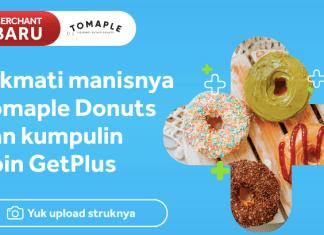 Getplus Tomaple Donuts