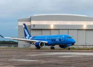 Breeze Airways A220