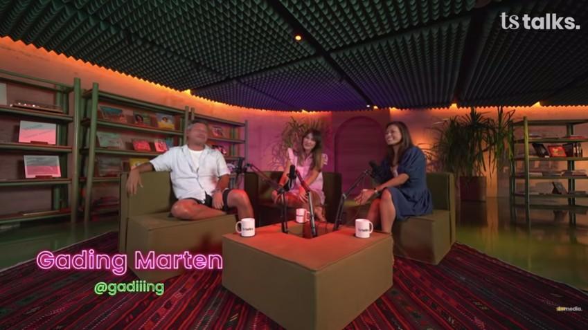 Gading Marten TS Talks September 2021