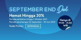 Garuda September end deal