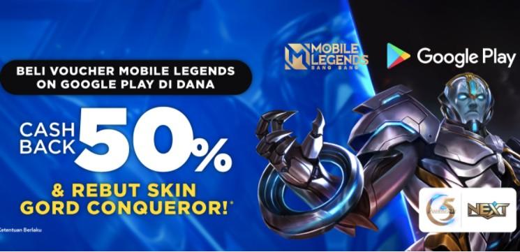 Mobile Legends DANA Google Play