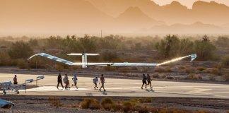 Airbus Zephyr