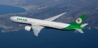 Eva Air Pesawat