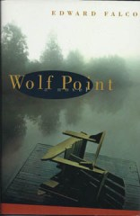 Wolf Point, the book Falco would most like to see on the big screen.