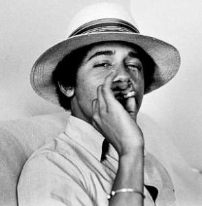 """""""I don't think it is more dangerous than alcohol,"""" Barack Obama said of marijuana last year. ADHS members discussed reasons for keeping """"alcohol"""" separate from """"drugs"""" in the organization's name."""