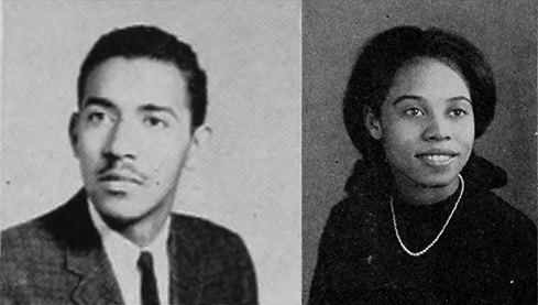 William Wicker and Mona Boston Reddick
