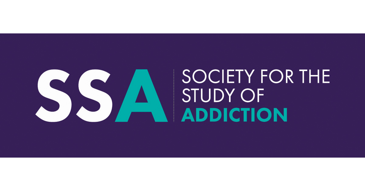 Society for the Study of Addiction logo