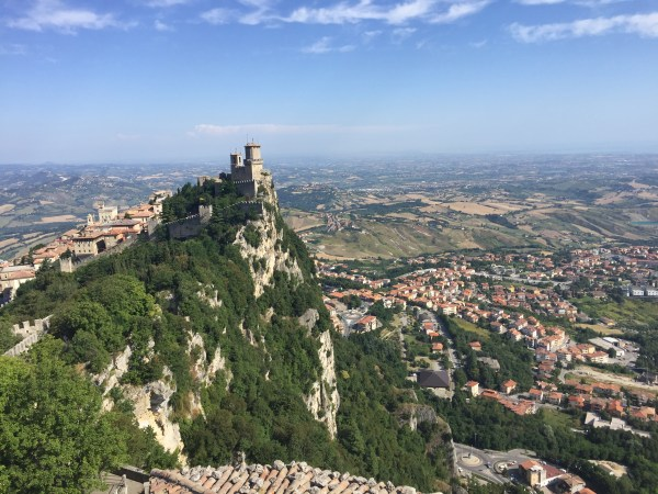 san_marino first_tower