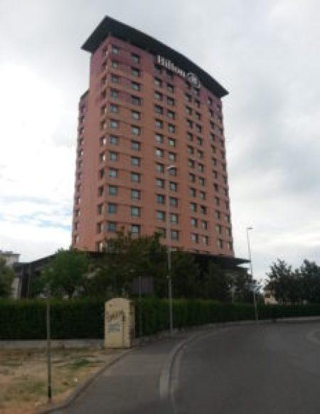 Hilton Florence Metropole Exterior