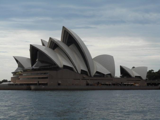 One Week Trip to Australia - Sydney Opera House