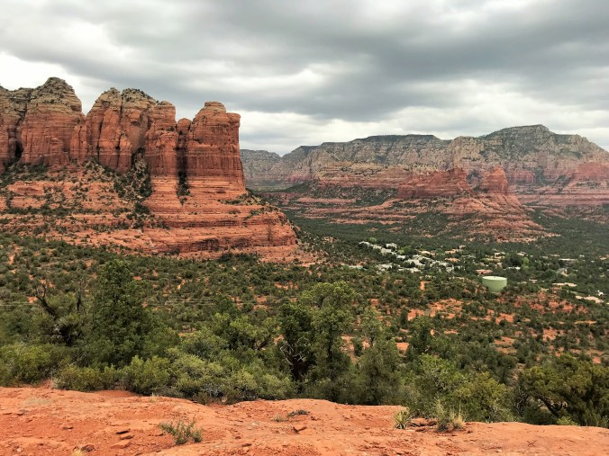 easiest Sedona hike