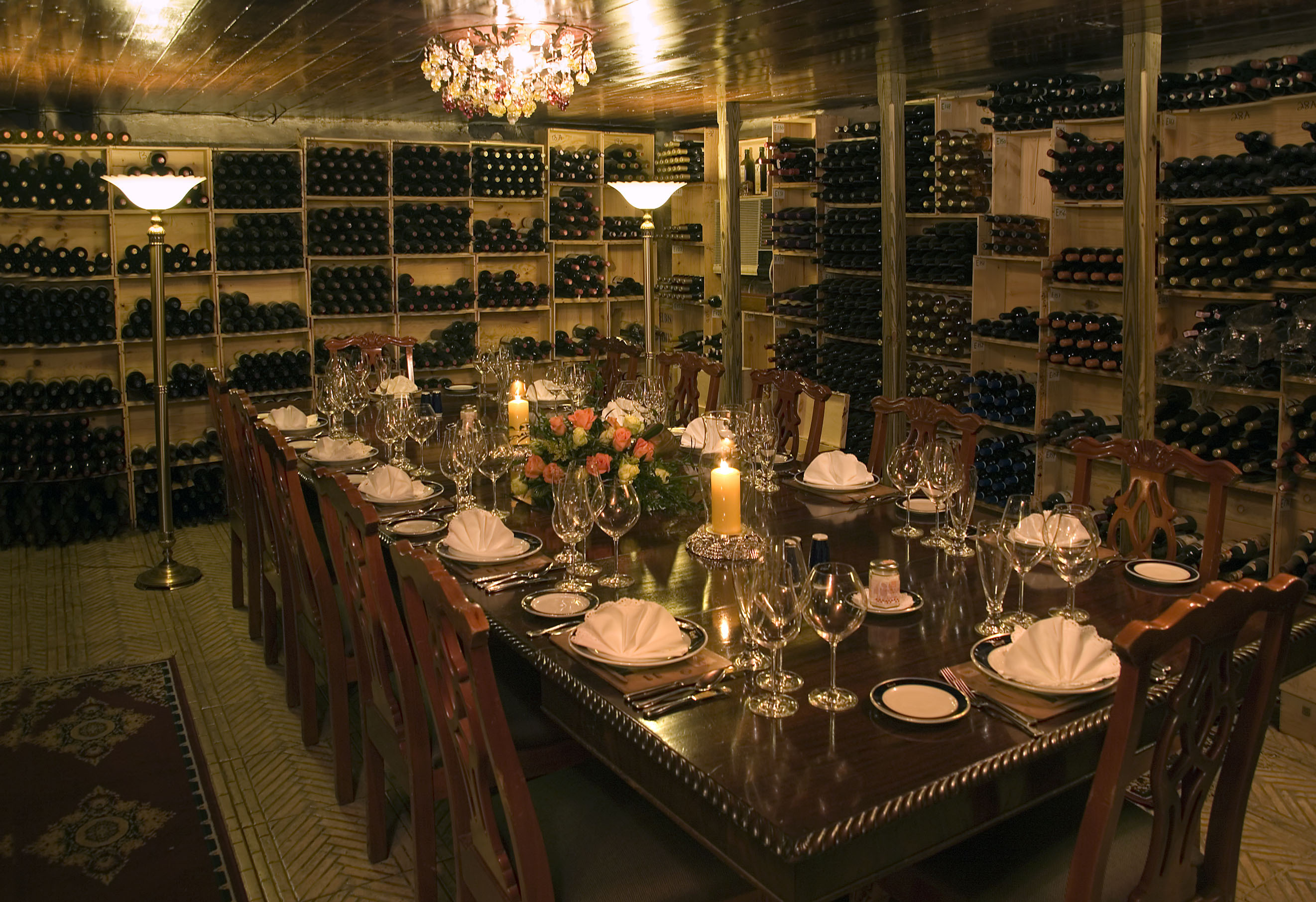 Graycliff Mansion Nassau Bahamas Review  Dinner In Graycliff Wine Cellar  Points Miles  Martinis