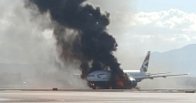 British Airways 777 Plane Fire Due Engine Failure In