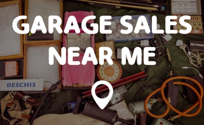 Garage Sales Near Me Points Near Me