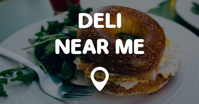 Restaurants Near Me