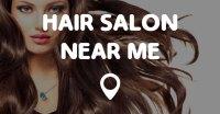 HAIR SALON NEAR ME - Points Near Me