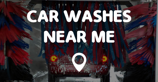 Car Washes Near Me  Points Near Me