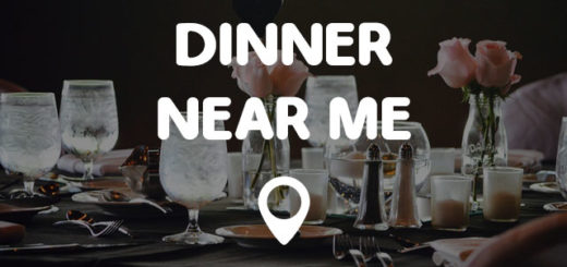Where Have Dinner Near Me